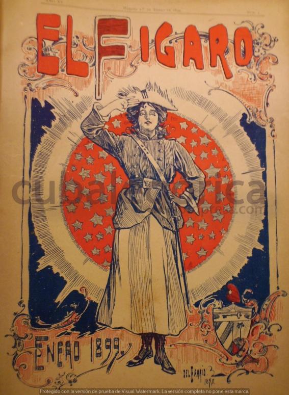 El Fígaro, 1 de enero de 1899
